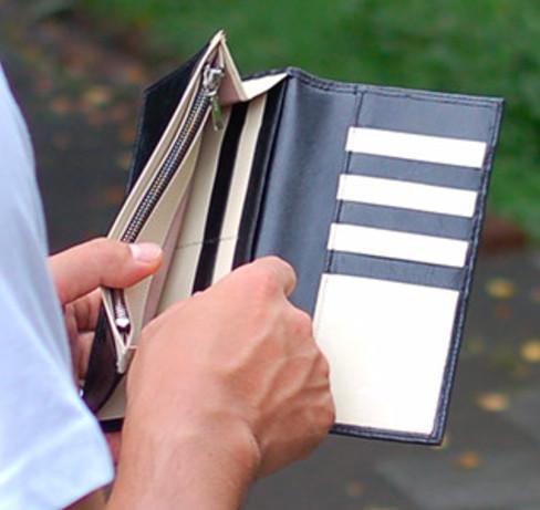 JOGGOの長財布